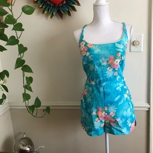 60s Vintage Cole of California Playsuit